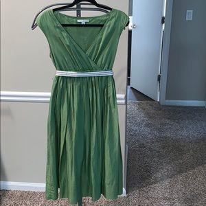 NWOT!! Banana Republic dress size 8.